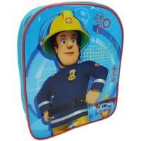 Rugzak Brandweerman Sam: 30x24x9 cm