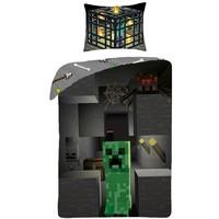 Dekbedovertrek Minecraft