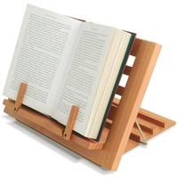 Boekensteun hout