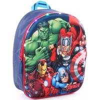 Rugzak Avengers 3d/LED 31x25x12 cm
