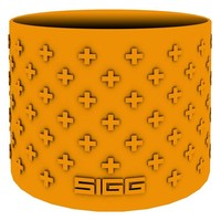SIGG accessoire Silicone Grip Hot And Cold oranje