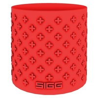 Sigg Acc. Grip Hot & Cold Glass WMB rood