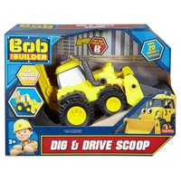 Dig and Drive Scoop Bob de Bouwer
