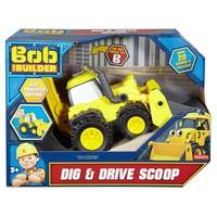 Dig and Drive Scoop Bob de Bouwer