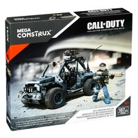 ATV Ground Recon Call of Duty Mega Bloks