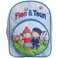 Rugzak Fien & Teun blauw 24x31x12 cm