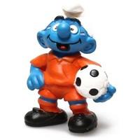 Schleich Voetbalsmurf Nederland Limited Edition 82917
