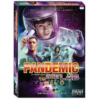 Pandemic: In Het Lab