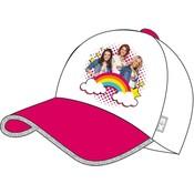 K3 Cap - Regenboog roze