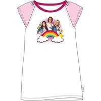 K3 Nachthemd roze regenboog