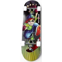 Skateboard Black Hole Move Skater Boy 71 cm/ABEC7