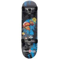 Skateboard Black Hole Move Graffity 79 cm/ABEC7