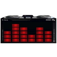 All-in-One DJ Party Box iDance XD3: zwart
