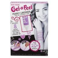 Starterset Gel-A-Peel Pearly Lavender