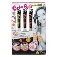 Accessoireset Gel-A-Peel: Glow in the Dark