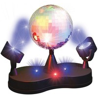 Discolamp LED Twin Party FunLights 15 cm