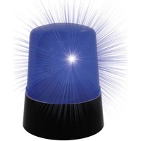 Politielamp blauw Party FunLights