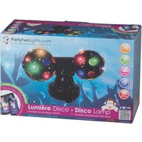 Discobal 2x 5W LED Party FunLights