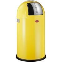 Wesco Pushboy 50l Lemon Yellow