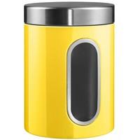 Wesco Voorraadbus met venster 2l Lemon Yellow