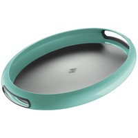 Wesco Spacy Tray Dienblad Ovaal Turquoise