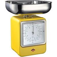 Wesco Keukenweegschaal Lemon Yellow