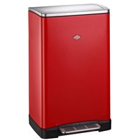 Wesco Big Double Boy 2 x 18l Rood