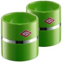 Wesco Eierdop Set Lime Groen