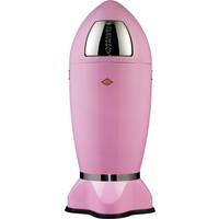 Wesco Spaceboy Afvalemmer XL 35L Roze