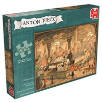 Puzzel Anton Pieck: Poffertjes 1000 stukjes