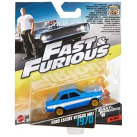 Die-cast voertuig Fast & Furious Ford Escort