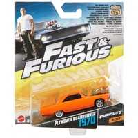 Die-cast voertuig Fast & Furious Plymouth