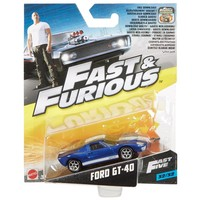 Die-cast voertuig Fast & Furious Ford GT-40