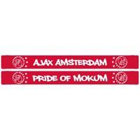 Sjaal ajax rood Amsterdam pride of Mokum