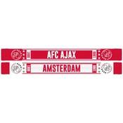Sjaal ajax rood/wit AFC 1900