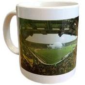 Ado Den Haag Mok wit stadion
