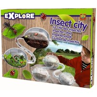 Insecten stad SES