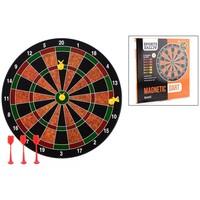 Magnetisch dartbord met 6 darts JohnToy