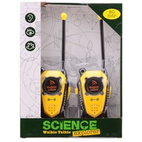 Walkie talkie JohnToy Science Explorer