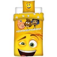 Dekbedovertrek Emoji Movie 140x200/60x70 cm