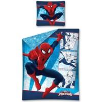 Dekbedovertrek Spider-Man picture 140x200/70x80 cm