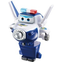 Speelfiguren Transform-A-Bots Super Wings Paul