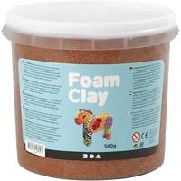 Foam Clay Creotime bruin 560 gram