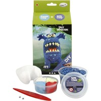 Foam Silk Clay Creotime Funny Friends blauw