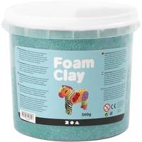 Foam Clay Creotime donkergroen 560 gram