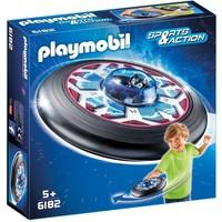 Playmobil 6182 Vliegende schotel met alien