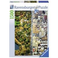 Puzzel Central Park New York 1500 stukjes
