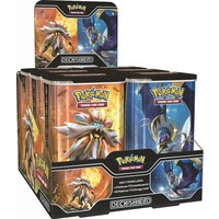 Pokemon deckshield tin Sun & Moon