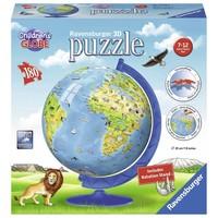 Puzzel Globe 3d Engelstalig: 180 stukjes
