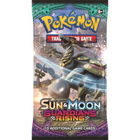 Pokemon booster SM2 Sun & Moon Guardians Rising